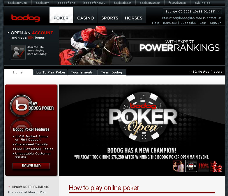 bovada blackjack is rigged