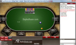 Doyle's Room Poker Table