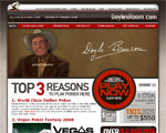 Doyle's Room Poker Homepage