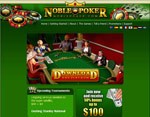 Noble Poker Homepage