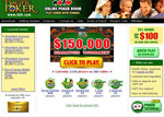 Pacific Poker Homepage