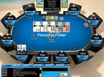 Paradise Poker Table
