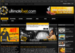 Ultimate Bet Poker Homepage